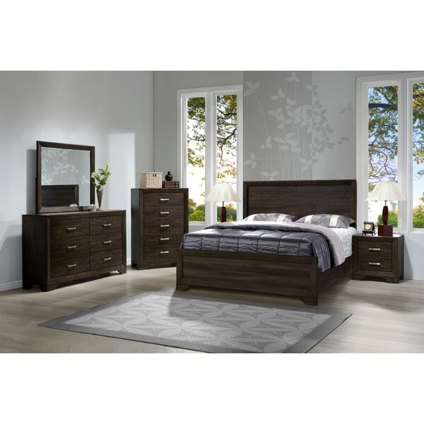 Covington Standard Configurable Bedroom Set by Wrought Studio