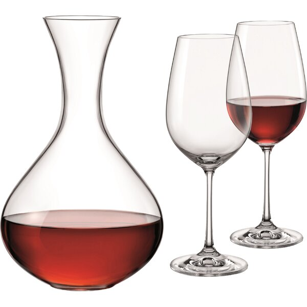Viola 50 Oz. Decanter by Red Vanilla