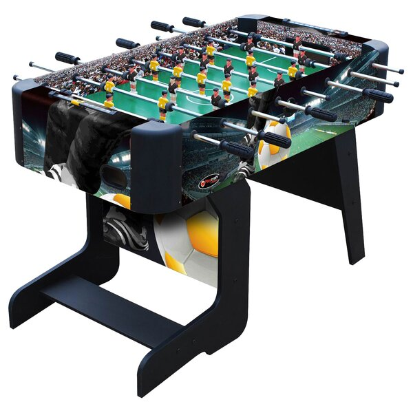 Sport 48 Foosball Table with Folding Leg by Playcraft