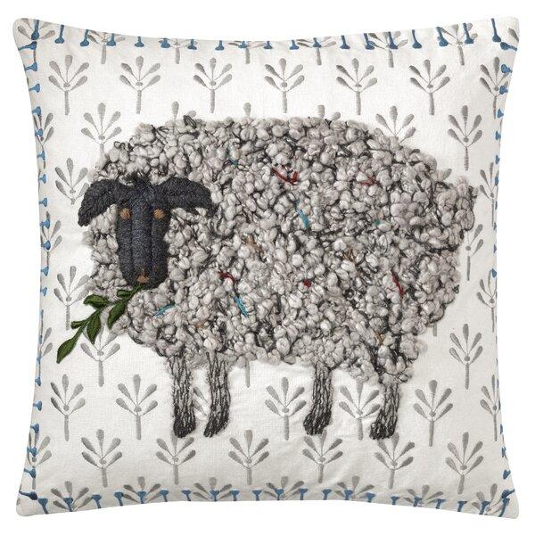 Sheep Throw Pillow by CompanyC