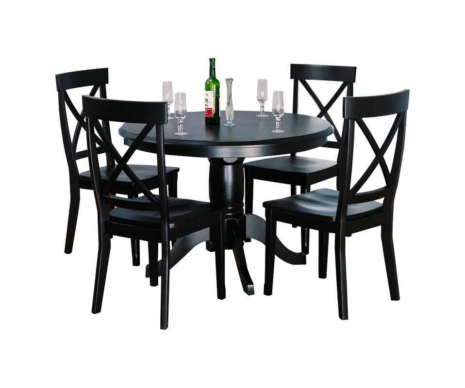 Beachcrest Home Salmon Falls Solid Wood Dining Chair & Reviews | Wayfair