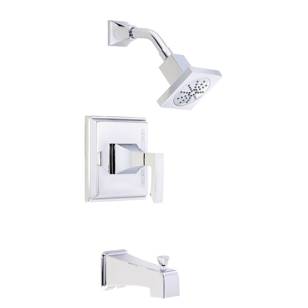 Logan Square Volume Tub and Shower Faucet Trim with Lever Handle by Danze®