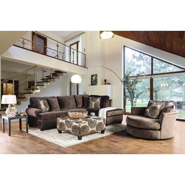 Holford Configurable Living Room Set by Red Barrel Studio Red Barrel Studio