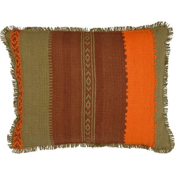 Stellan Lumbar Pillow by World Menagerie