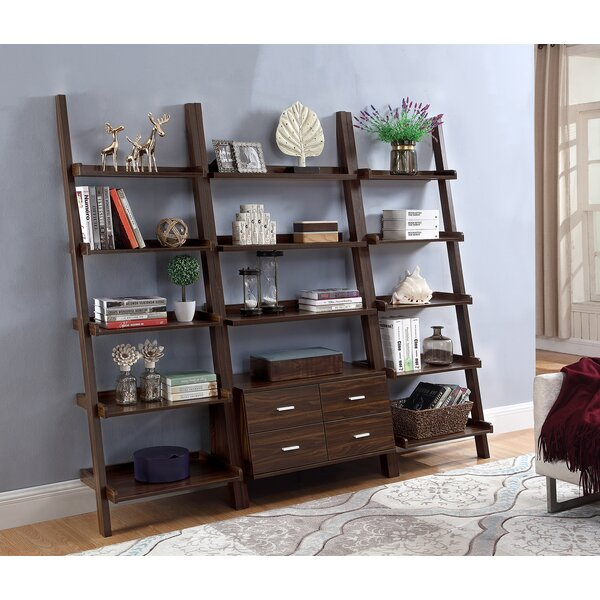 Darcus Ladder Bookcase by Bloomsbury Market