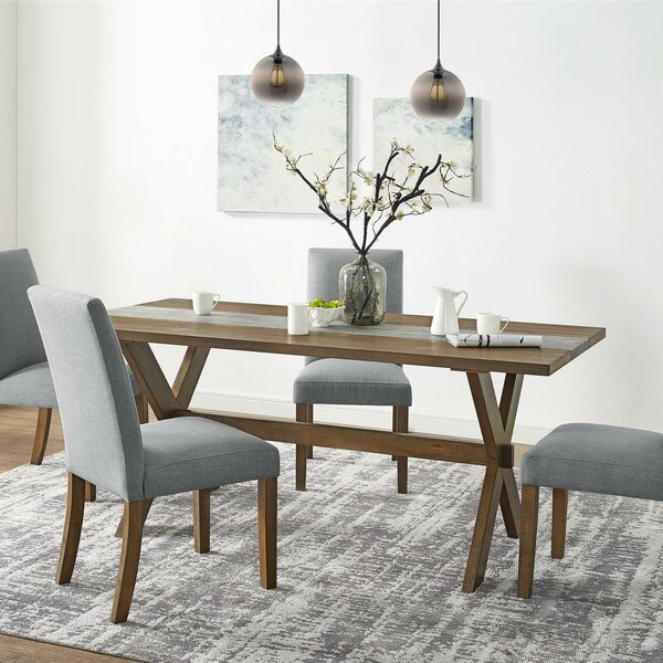Veazey 5 Piece Dining Set by Gracie Oaks