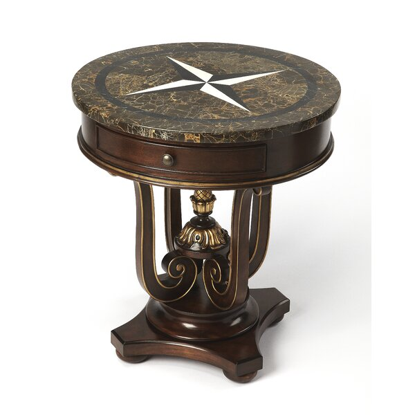 Predmore End Table by Astoria Grand