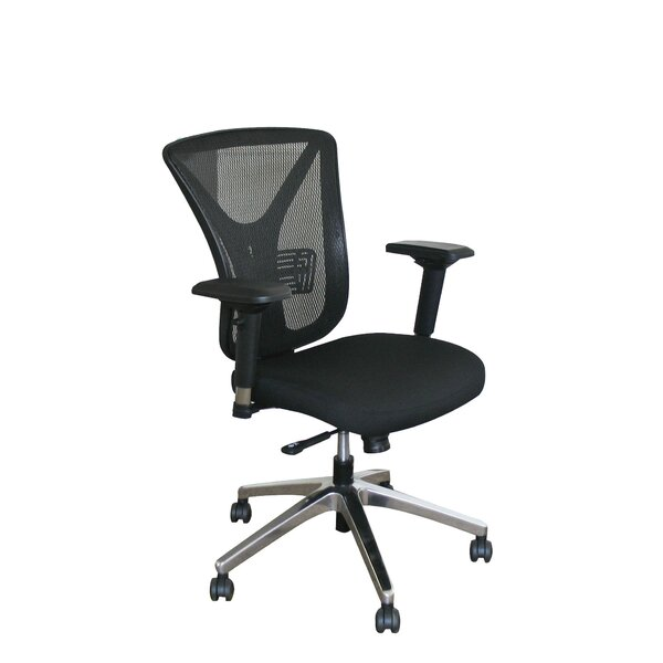 Fermata Mesh Desk Chair by Marvel Office Furniture
