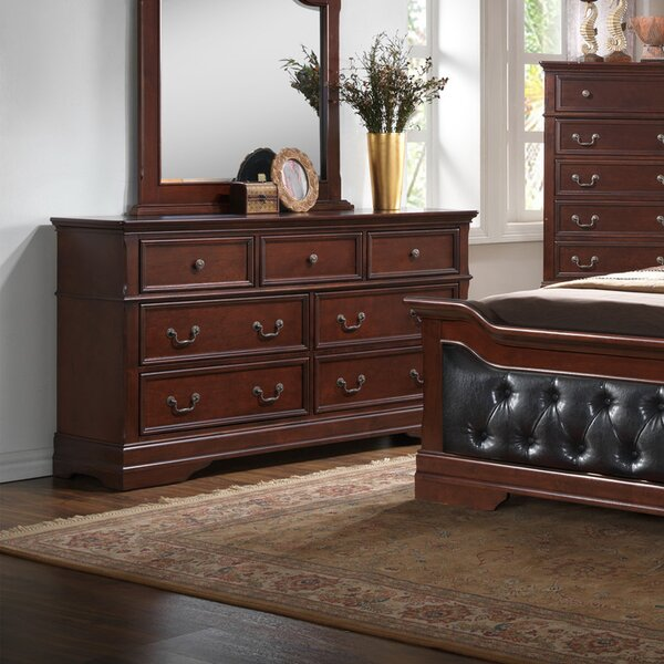 7 Drawer Standard Dresser by Best Quality Furniture