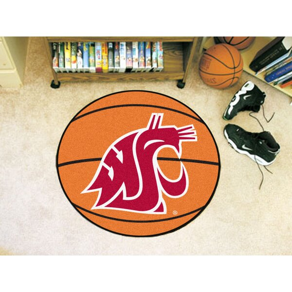 NCAA Washington State University Basketball Mat by FANMATS