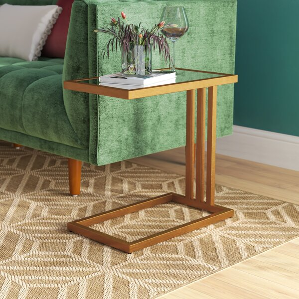 Review Shaina End Table