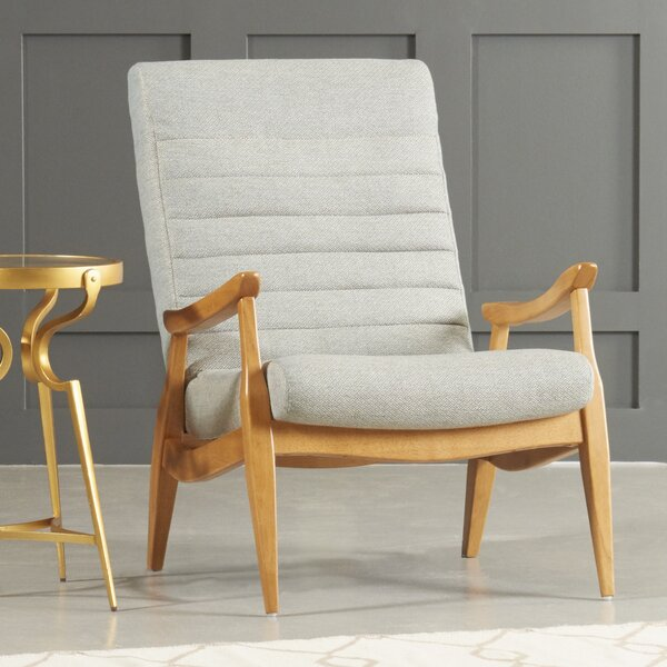Hans Armchair by DwellStudio