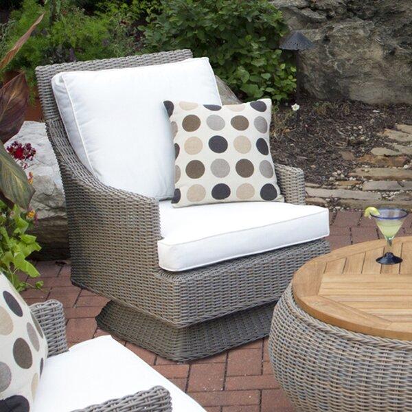 Cayman Islands Patio Chair with Cushion by Padmas Plantation