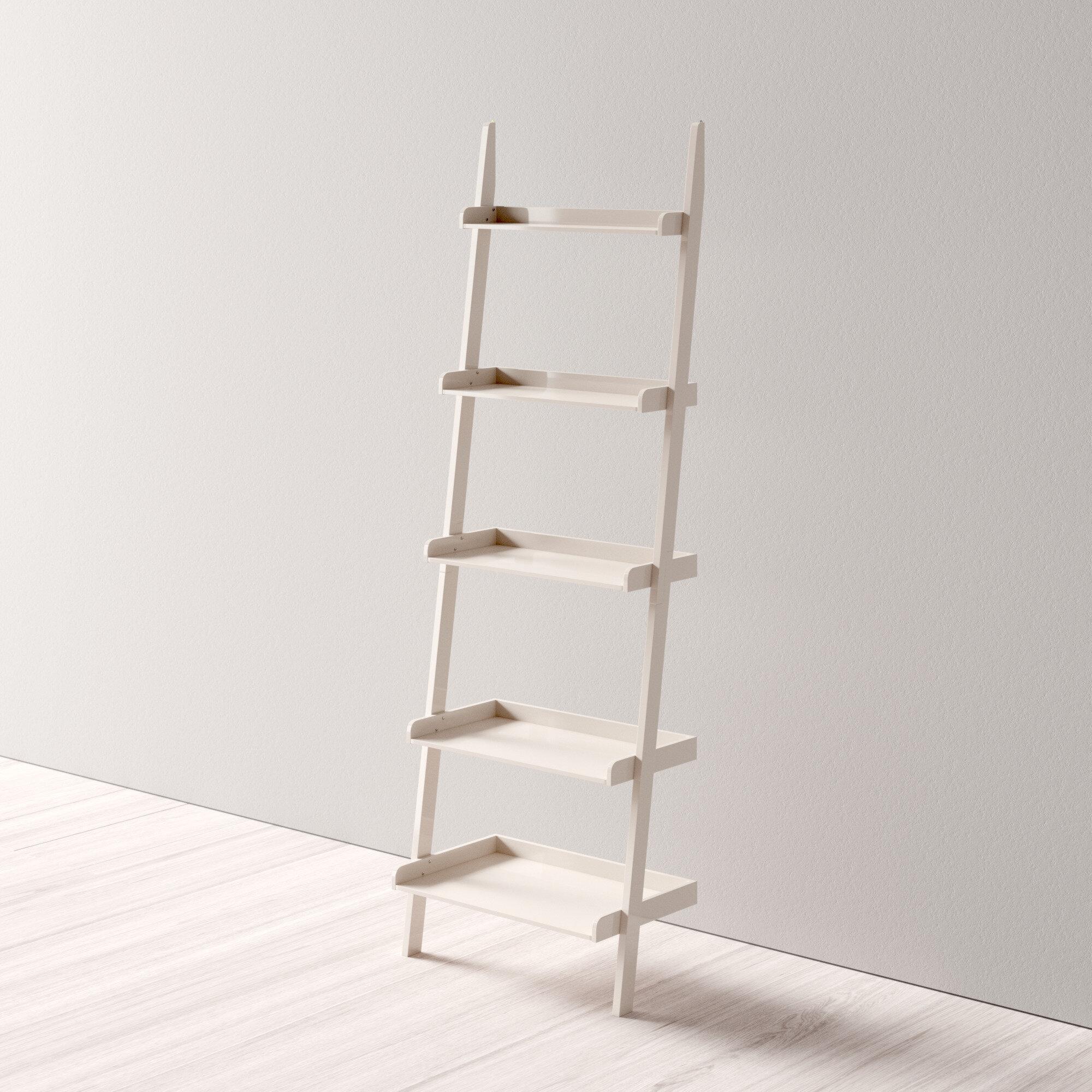 Nailsworth Ladder Bookcase