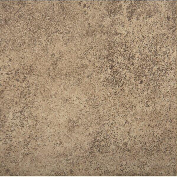 Toledo 17 x 17 Ceramic Field Tile in Brown by Emser Tile