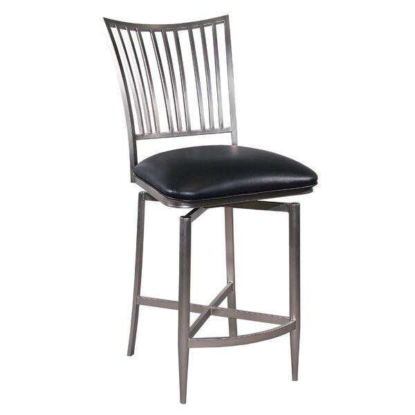 Jarred 29 Swivel Bar Stool by Orren Ellis