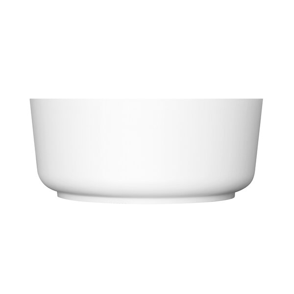 Andaz 51 x 51 Freestanding Soaking Bathtub by Clarke Products