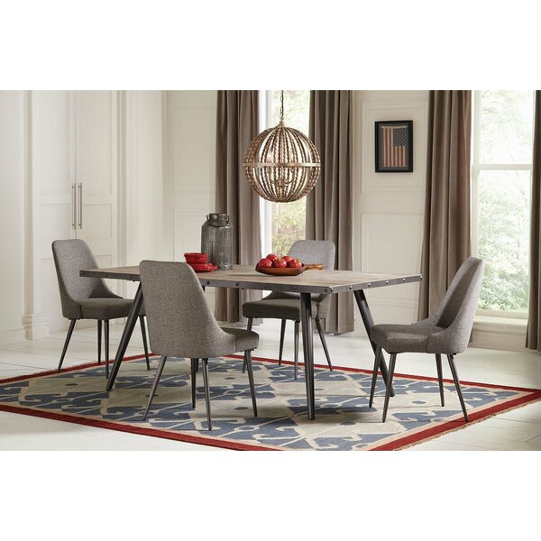Polina 5 Piece Dining Set by Union Rustic Union Rustic