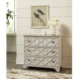 Castelnaud Benoit 3 Drawer Bachelor's Chest by One Allium Way