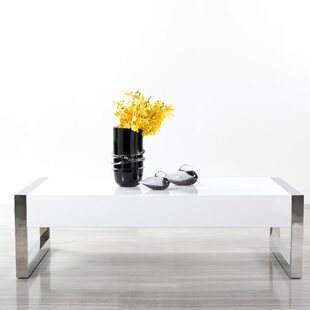 Compare prices Cressona Coffee Table by Wade Logan