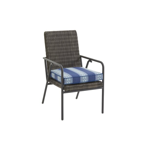 Cypress Point Ocean Terrace Patio Dining Chair wit