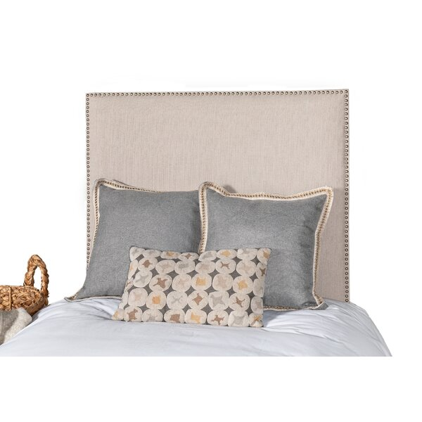 Gothenburg Upholstered Panel Headboard by Alcott Hill