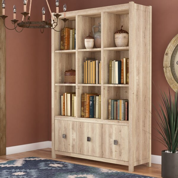 Strauss Cube Unit Bookcase by Mistana