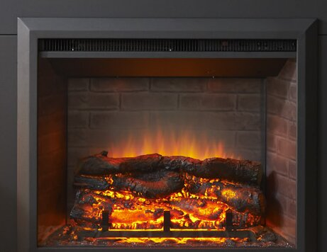 Wall Mounted Electric Fireplace Insert Only by The Outdoor GreatRoom Company The Outdoor GreatRoom Company