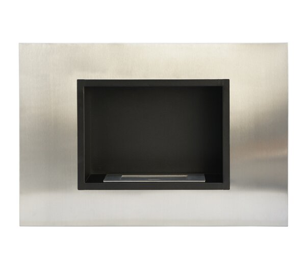 Wall Mounted Ethanol Fireplace by Utopia Alley