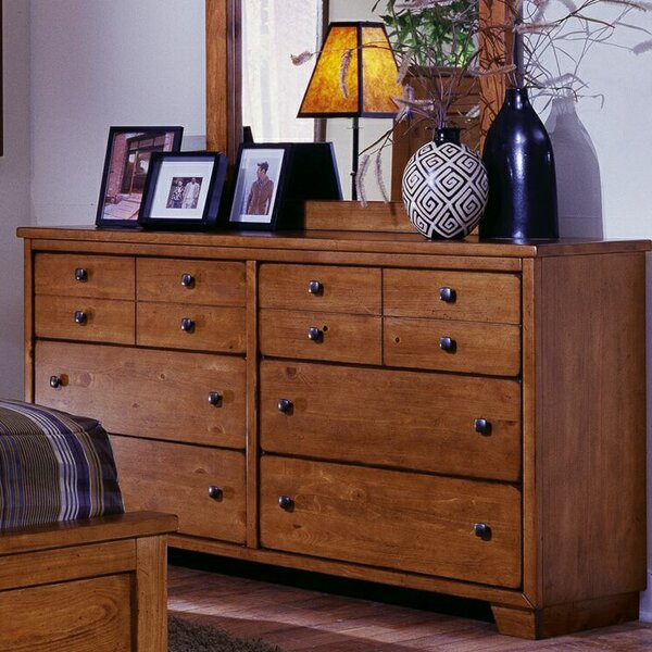 Chinn 6 Drawer Double Dresser by Winston Porter