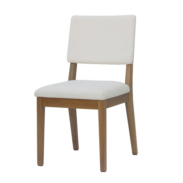Tauber Upholstered Dining Chair by Union Rustic