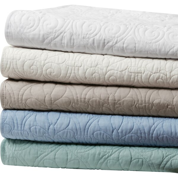 Epping Oversized Quilted Throw by The Twillery Co.