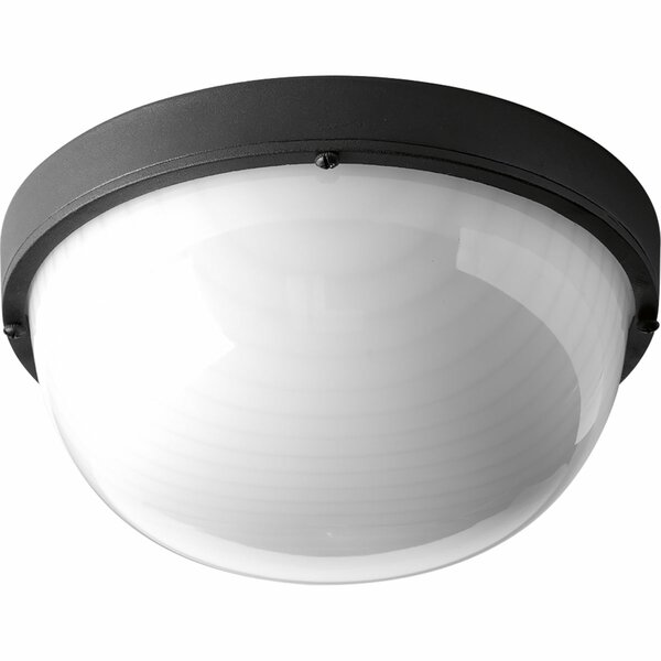 Krystn LED  Outdoor Flush Mount by Latitude Run