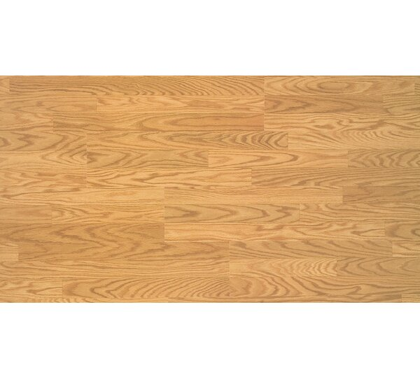 Home Series 8 x 47 x 7mm Oak Laminate Flooring in Sunset Oak by Quick-Step
