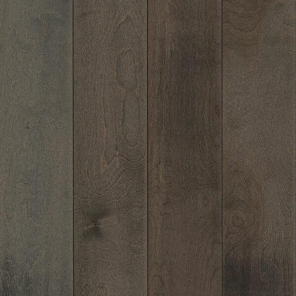 Turlington Signature Series 5 Engineered Birch Hardwood Flooring in Glazed Dusky Gray by Bruce Flooring