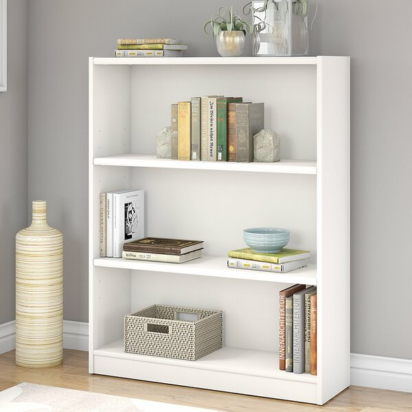 Universal Bookcase Standard Bookcase by Red Barrel