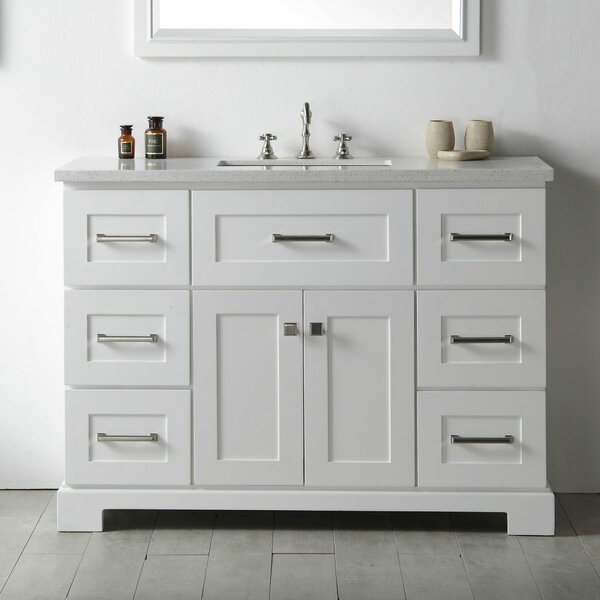 Sofley 48 Single Bathroom Vanity Set by Gracie Oaks