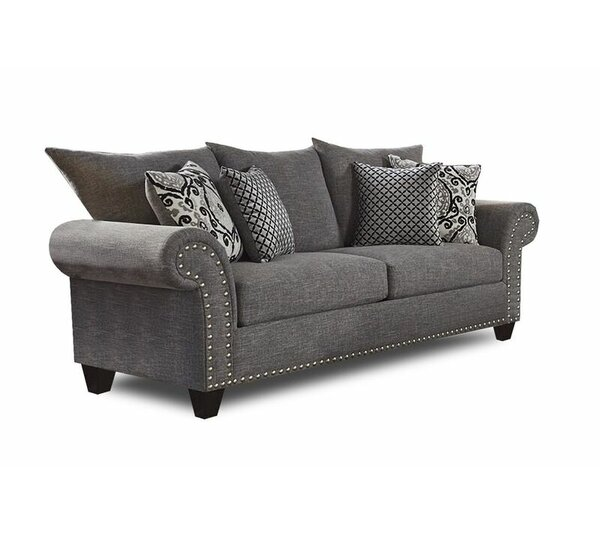 Discover Luxurious Wesson Sofa by Darby Home Co by Darby Home Co