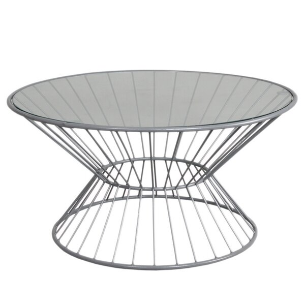 Wire Coffee Table by Fashion N You by Horizon Interseas
