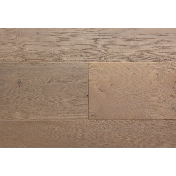 Kingdom 7-1/2 Engineered Noble Oak Hardwood Flooring (Set of 22) by Welles Hardwood