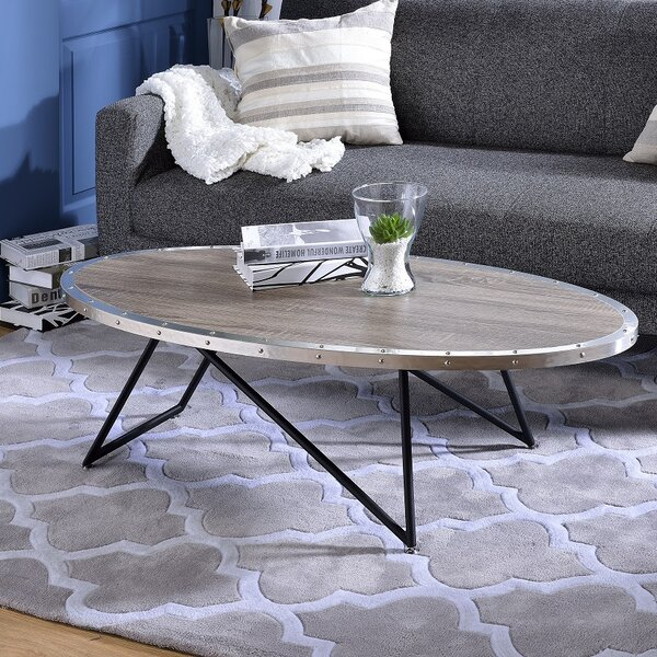 Bova Sled Coffee Table By Union Rustic
