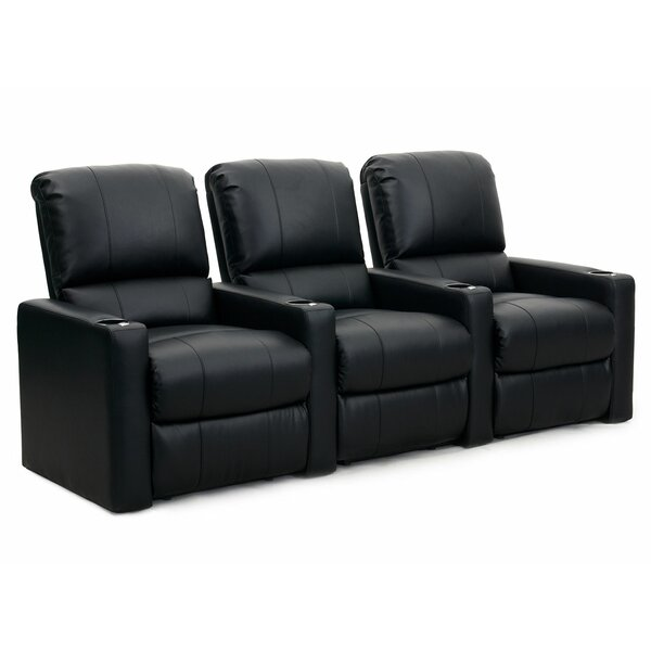XS300 Home Theater Row Seating (Row Of 3) By Ebern Designs