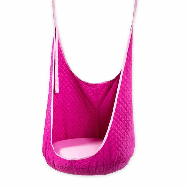 HugglePod Cozy Double Chair Hammock by HearthSong HearthSong