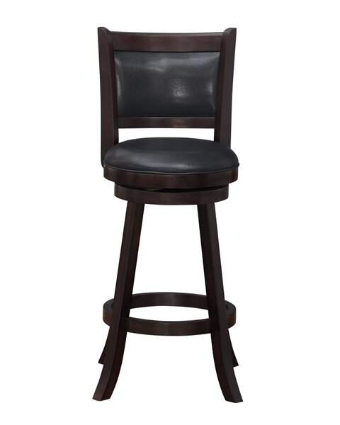 Enmore 29 Swivel Bar Stool by Darby Home Co