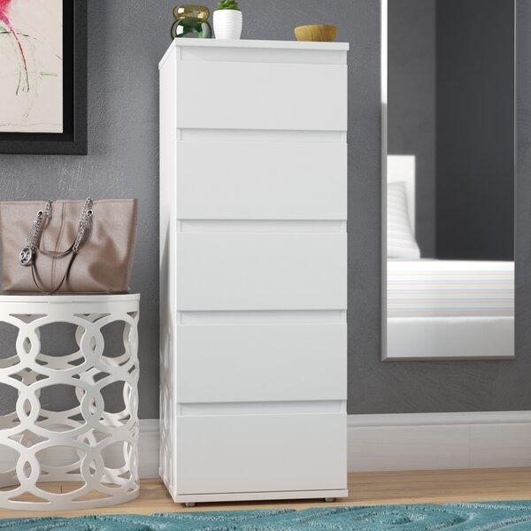 Karev 5 Drawer Lingerie chest by Zipcode Design