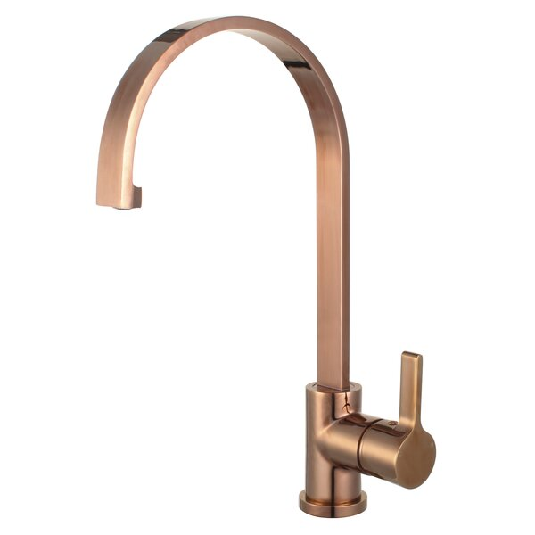 Coral Single Handle Kitchen Faucet by Eisen Home