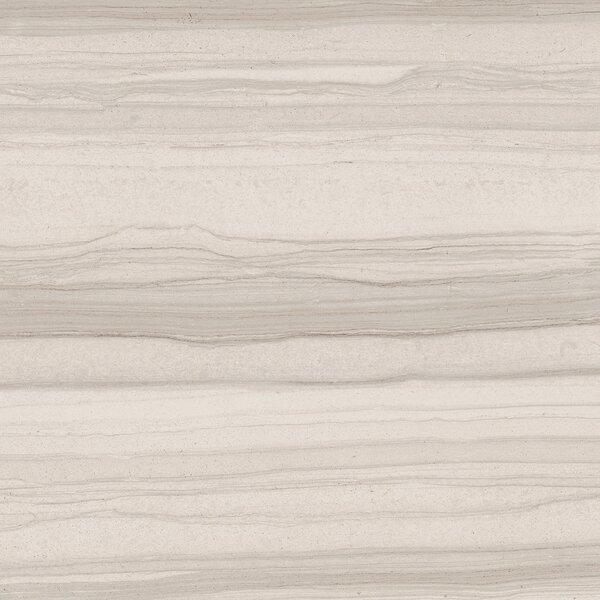 Burano 16 x 16 Ceramic Field Tile in Bianco Valetta by Interceramic