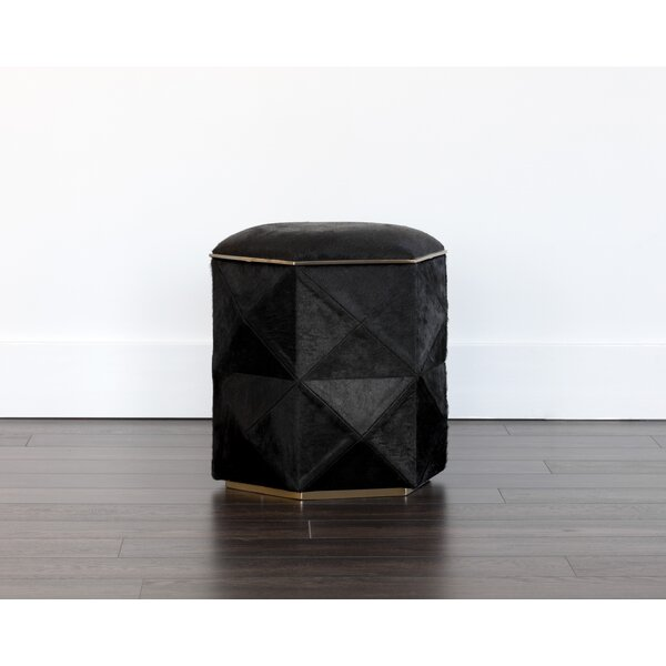 Debord Storage Ottoman By Everly Quinn
