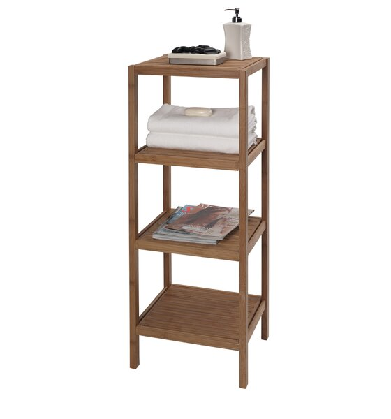 14 W x 41.5 H Bathroom Shelf by Creative Bath