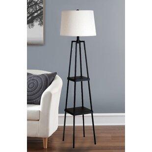 Outdoor Patio Floor Lamp | Wayfair